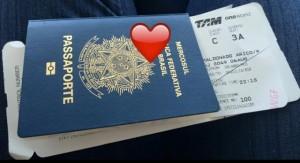 Viajando com o coração!
