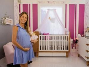 Eu, grávida da Nina! Que saudade...
