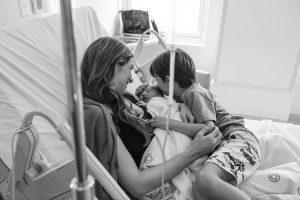 Dia do parto: dia de registrar tudo!