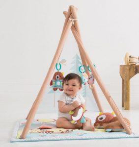 Cabaninhas para bebês