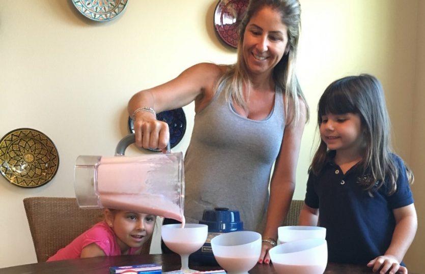 Gelatina e crianças: receita de sucesso!