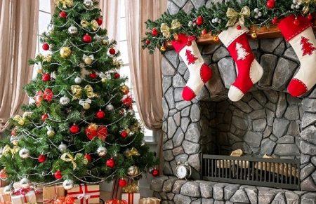 Árvore de Natal faz todo mundo refletir