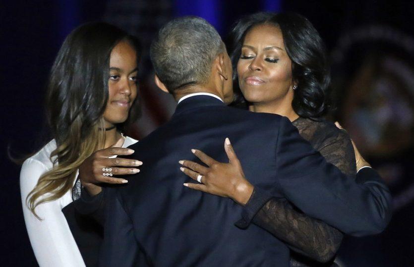 Discurso do presidente valoriza a família