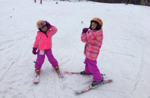 Esquiar: as crianças AMAM!