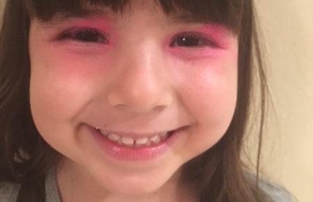 Maquiagem: minhas filhas tem! E daí??