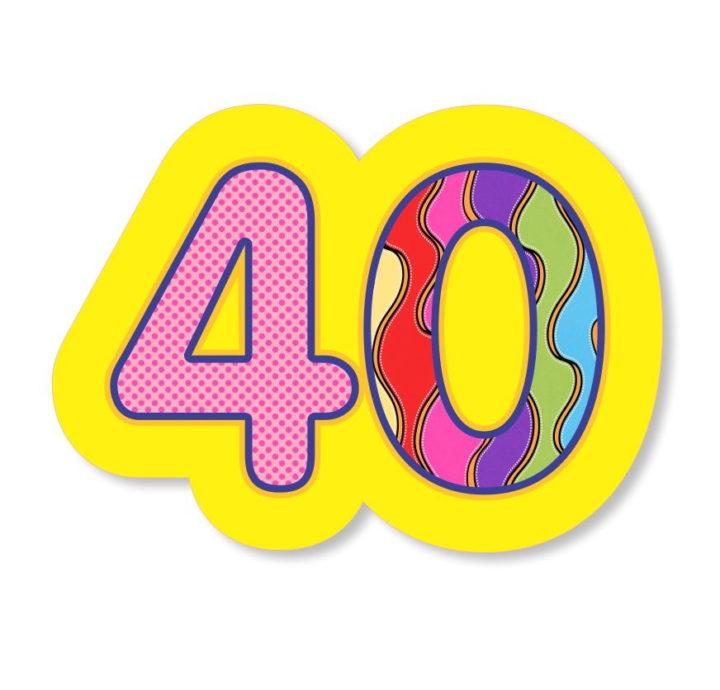 40 anos