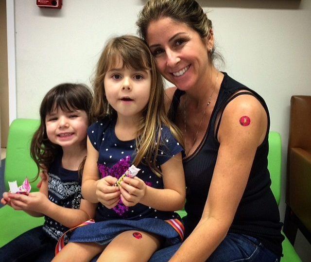 Vacinas: alguns pais são contra!