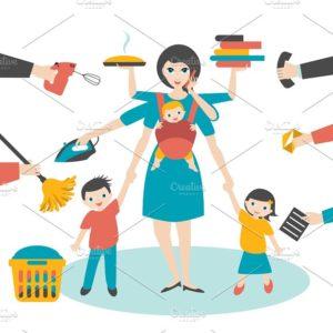Desafio: ser multitarefas e não pirar!