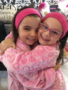 Infância e as amizades