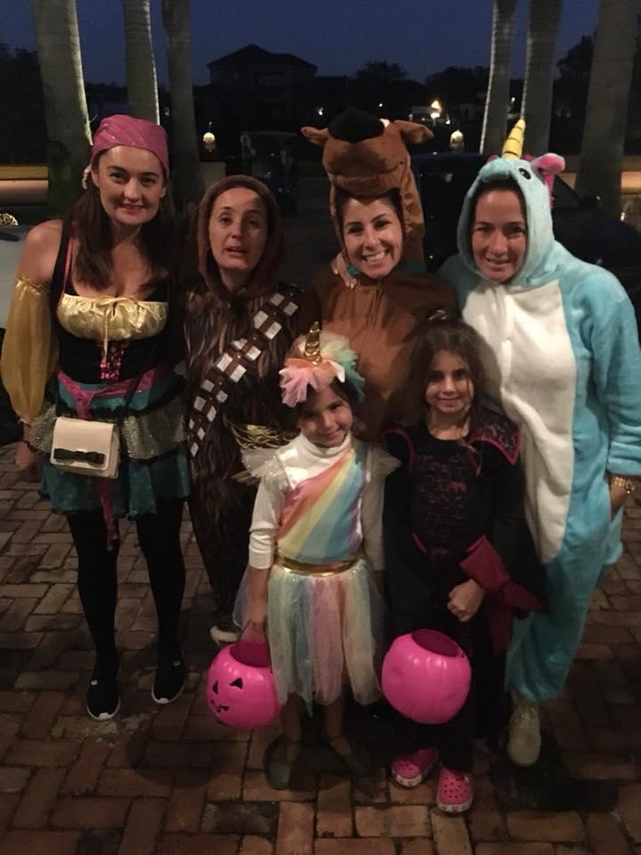 cinco razões porque amo Halloween