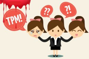 TPM não! TPV: tensão pré-visita