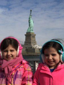 Estátua da liberdade: passeio lega
