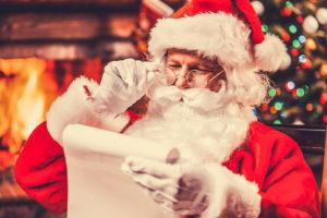 Papai Noel é de verdade!!