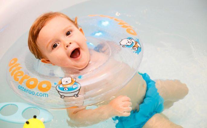 spa para bebês